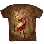 Autumn Fairy Fantasy Shirt