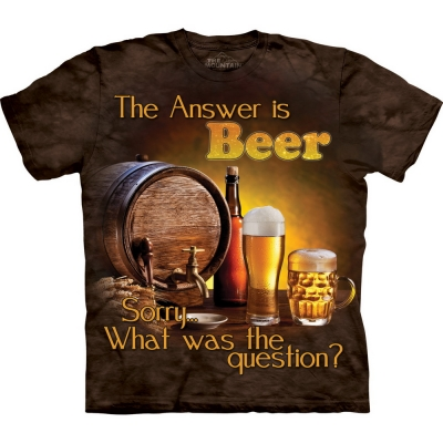 Beer Outdoor Funshirt