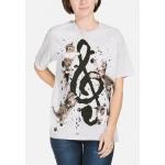Music Kittens Katten Shirt