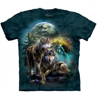 Wolf Lookout Wolven Shirt