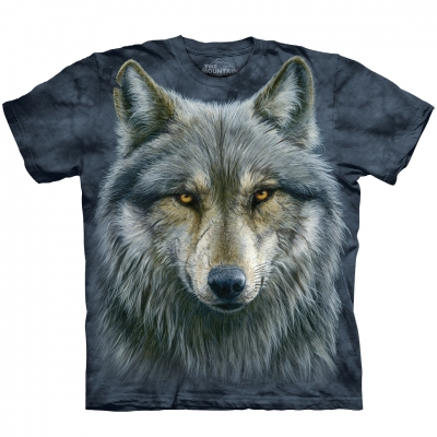 Warrior Wolf Wolven Shirt