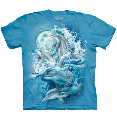 Bergsma Dolphins Dolfijn Shirt