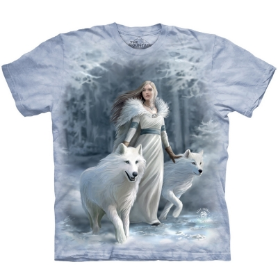 Winter Guardians Wolven Shirt