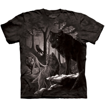 Dire Winter Wolven Shirt