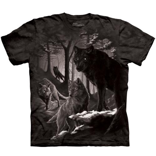 Dire Winter Wolven Shirt