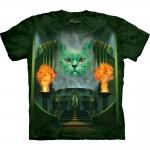 Cat the Great & Powerful Kattenshirt