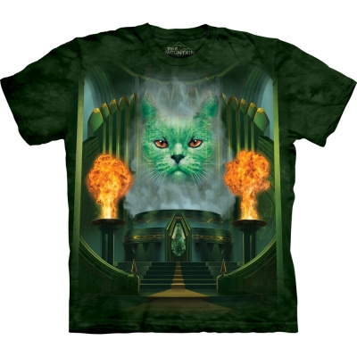 Cat the Great & Powerful Kattenshirt