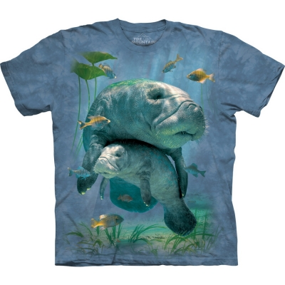 Manatees Collage Dierenshirt