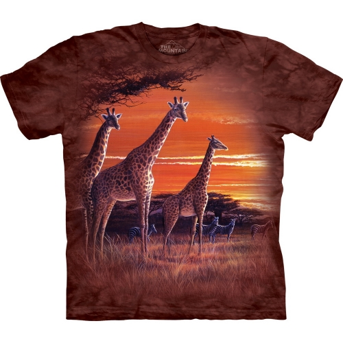 Sundown Giraffeshirt