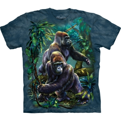 Gorilla Jungle Aapshirt