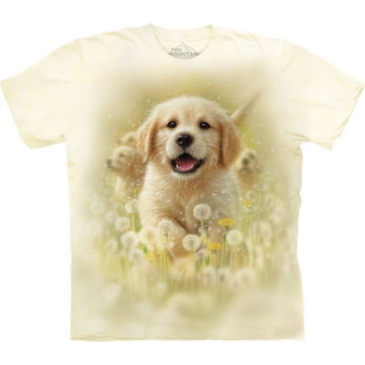 Golden Puppy Hondenshirt