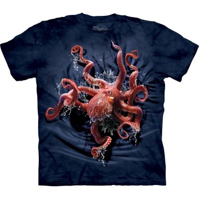Octopus Climb Dierenshirt