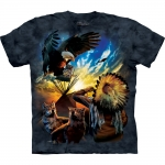 Eagle Prayer Nativeshirt