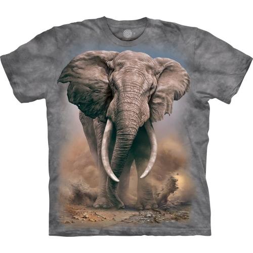 African Elephant Olifantshirt