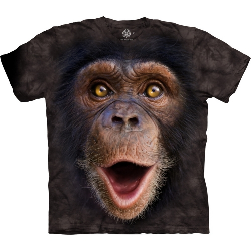 Happy Chimp Aapshirt