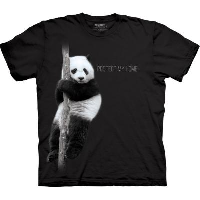 Protect My Home Pandashirt