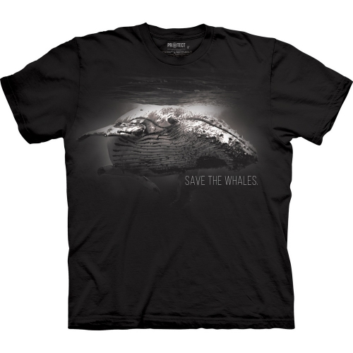 Save the Whales Walvisshirt