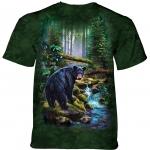 Black Bear Forest Berenshirt