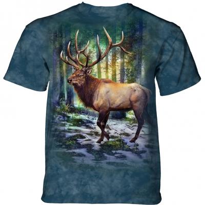 Sunlit Elk Dierenshirt