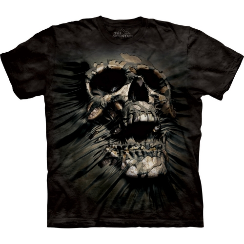Breakthrough Skull Fantasy Shirt