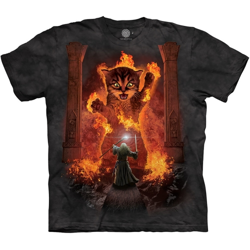 You Shall Not Pass Kattenshirt