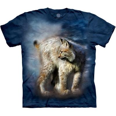 Silent Spirit Lynxshirt