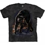 Panther Portrait Pantershirt