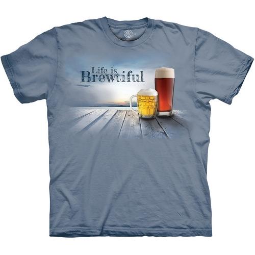 Life Is Brewtiful Funshirt