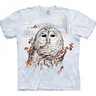 Country Owl Uilshirt