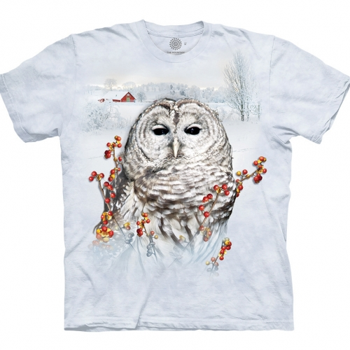 Country Owl Uilshirt