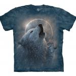 Wolf Eclipse Dierenshirt