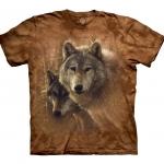 Woodland Companions Wolfshirt