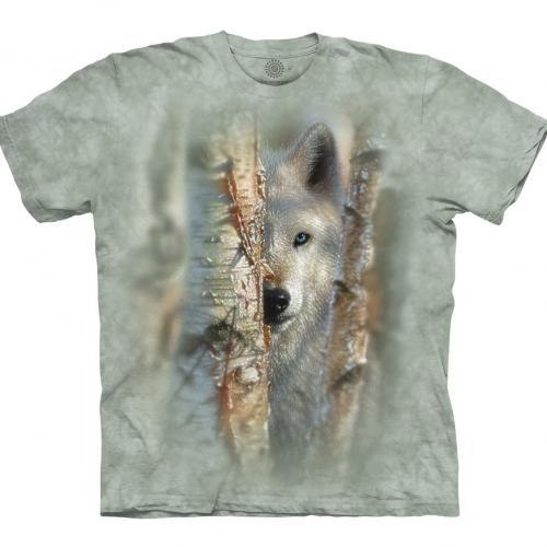 Focused Wolfshirt