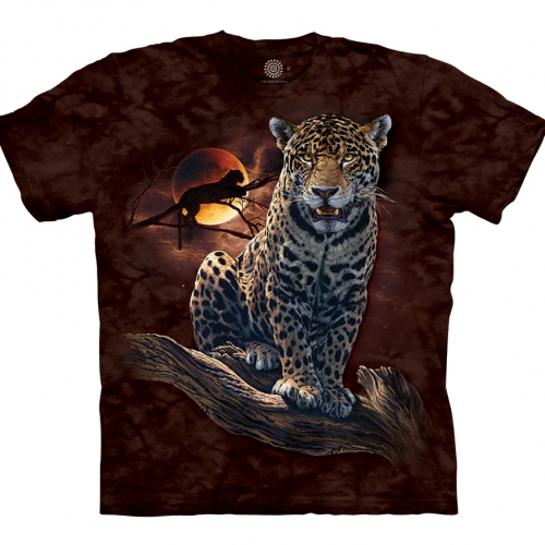 Blood Moon Leopard Luipaardshirt