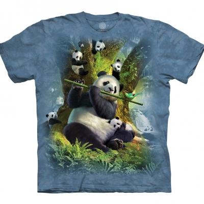 Pan Da Bear Pandashirt