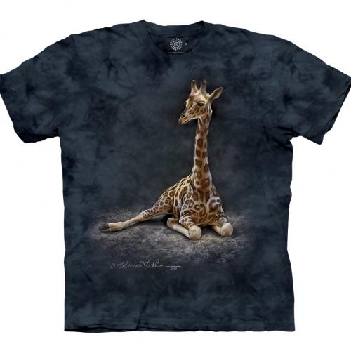 Giraffe Calf Dierenshirt