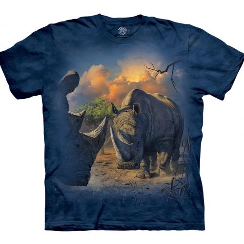 Rhino Standoff Neushoornshirt