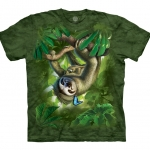 Sloth Mama Luiaardshirt