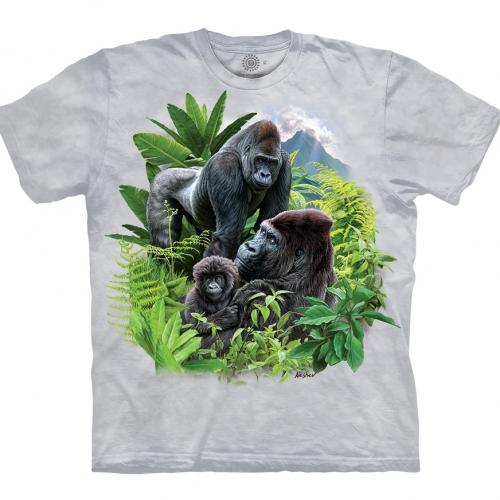 Gorilla Family Aapshirt