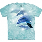Dolphin Play Dolfijnshirt