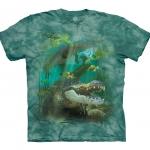Alligator Swim Dierenshirt