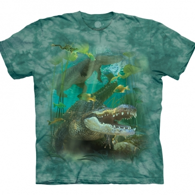 Alligator Swim Dierenshirt