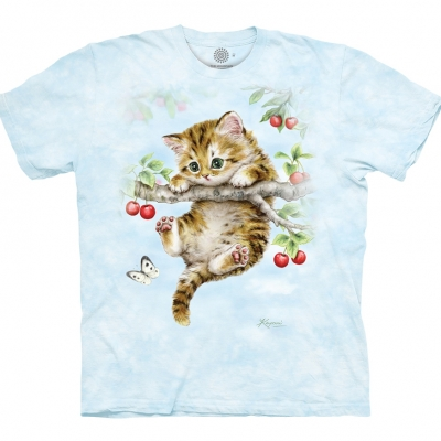 Cherry Kitten Kattenshirt