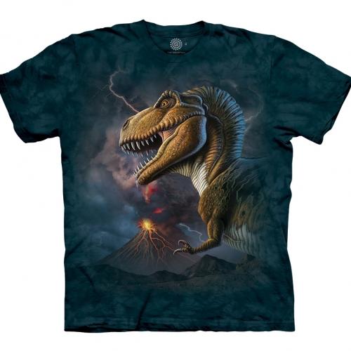 Volcano Rex Dinoshirt