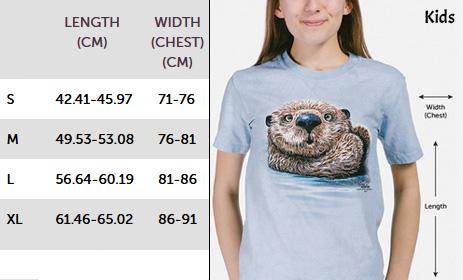 Maattabel Kids Shirts
